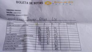 Luis-Javier, 10 ans